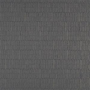 Walls Republic Swerve Shimmery Geometric 57 sq ft Charcoal Grey Unpasted Wallpaper