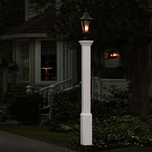 Vita Madison Lamp Post