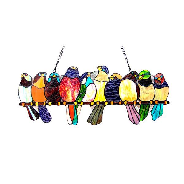 Fine Art Lighting Ltd. Tiffany Suncatcher