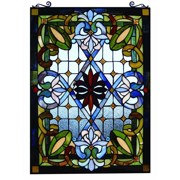 Tiffany Window Panel