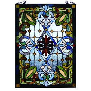 Tiffany Window Panel