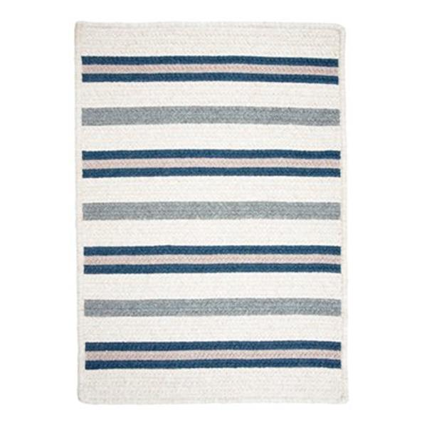 Colonial Mills Allure 2-ft x 8-ft Polo Blue Area Rug