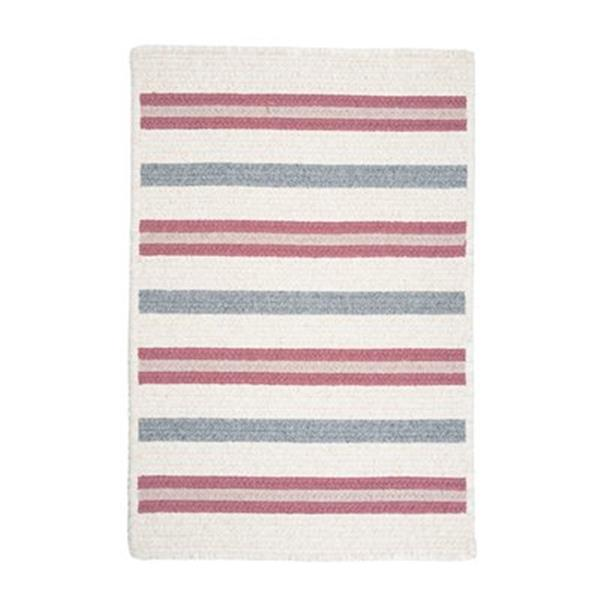 Colonial Mills Allure 8-ft x 11-ft Mauveberry Area Rug