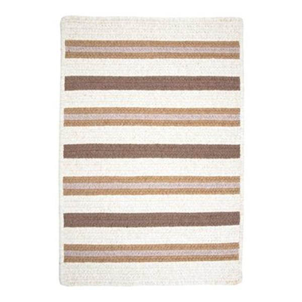 Colonial Mills Allure 4-ft Square Haystack Area Rug