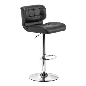 Zuo Modern Formula Bar Stool - 26-in - Black