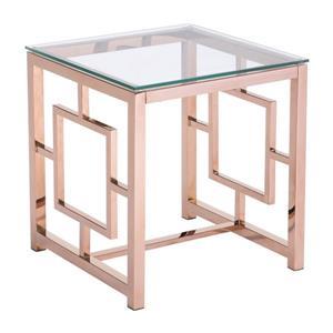 Geranium Side Table - 19.7