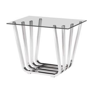 Fan Side Table - 27.6