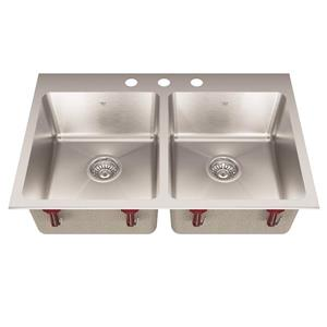 Franke Double Sink - 31.25
