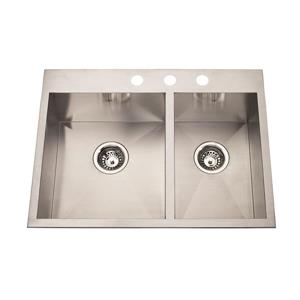 Franke Double Sink - 27
