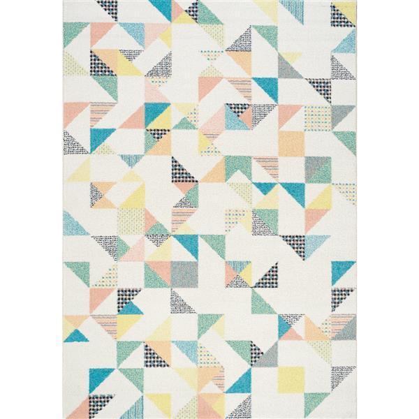Tapis Spring pastel de Kalora, 8' x 11'
