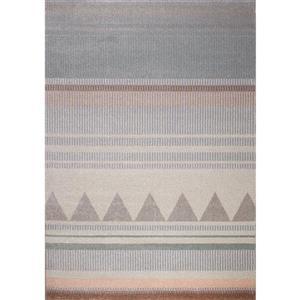 Safi Line Rug - Grey