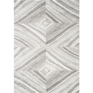 Kalora Sable Shaded Paragon Rug - 5' x 8' - Grey