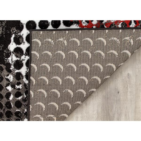 Tapis Platinum industriel de Kalora, 7' x 10'