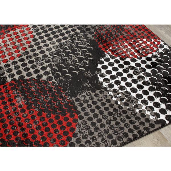 Tapis Platinum industriel de Kalora, 3' x 5'