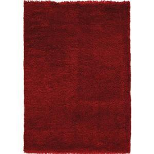 Tapis Opus de Kalora, 5' x 8', rouge