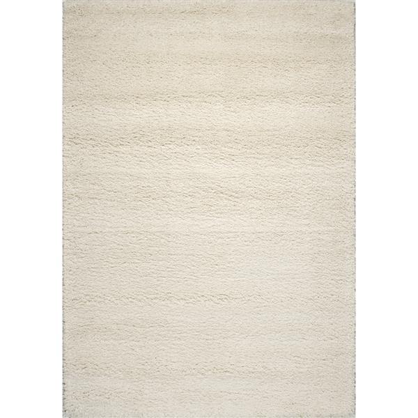 Tapis Opus de Kalora, 8' x 11', crème