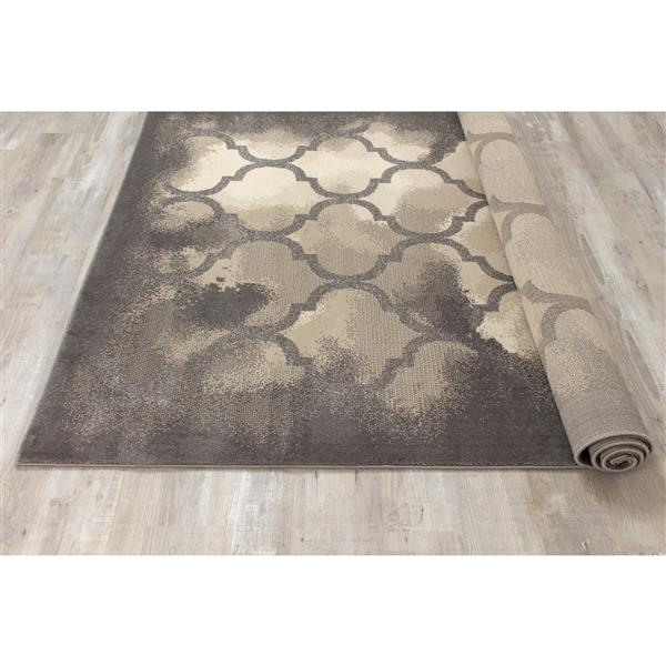Kalora Infinity Soft Terrace Rug - 8' x 11' - Cream