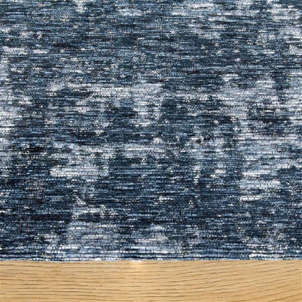Kalora Cathedral Tree Bark Rug - 8' x 11' - Blue