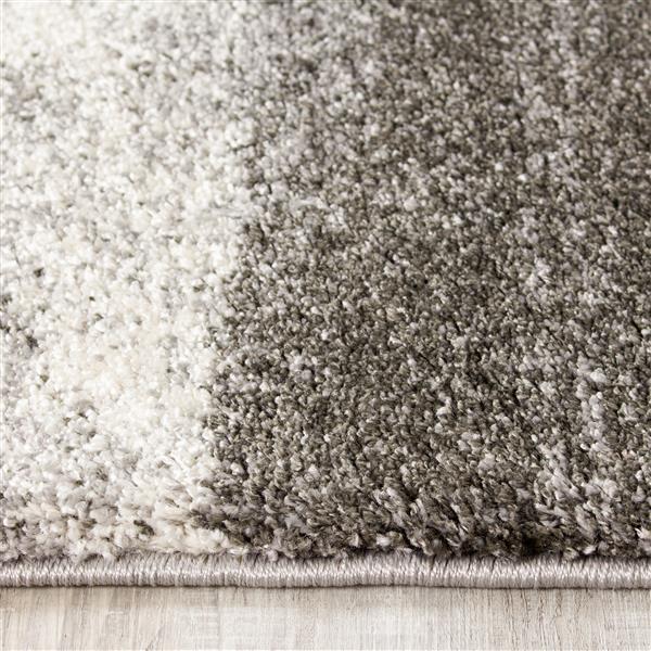 Tapis Breeze de Kalora, 8' x 11', beige