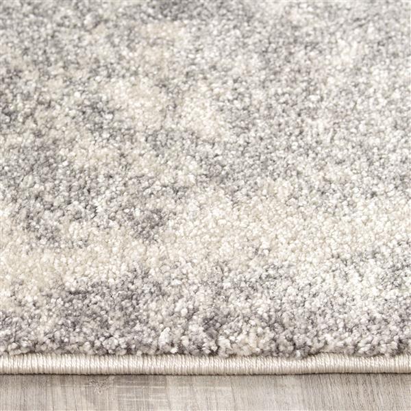 Tapis Breeze de Kalora, 8' x 11', gris