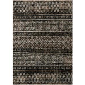 Kalora Breeze Intricate Bands Rug - 8' x 11' - Brown