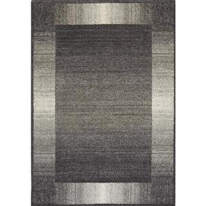 Kalora Ashbury Joined Border Rug - 2' x 4' - Grey
