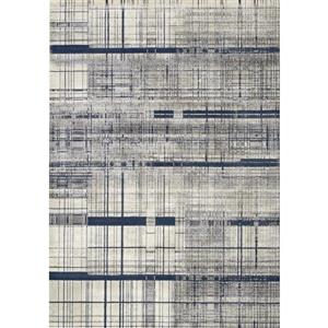 Tapis dimensions Alaska de Kalora, 8' x 11', gris
