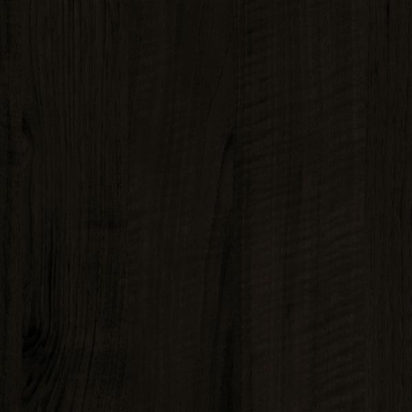 Lit matelot avec 3 tiroirs Cosmos, noir onyx