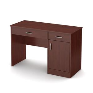 Bureau de travail Axess de South Shore Furniture, brun, 43,75 po