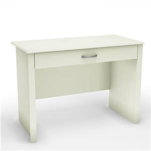 South Shore Work ID Pure White Desk