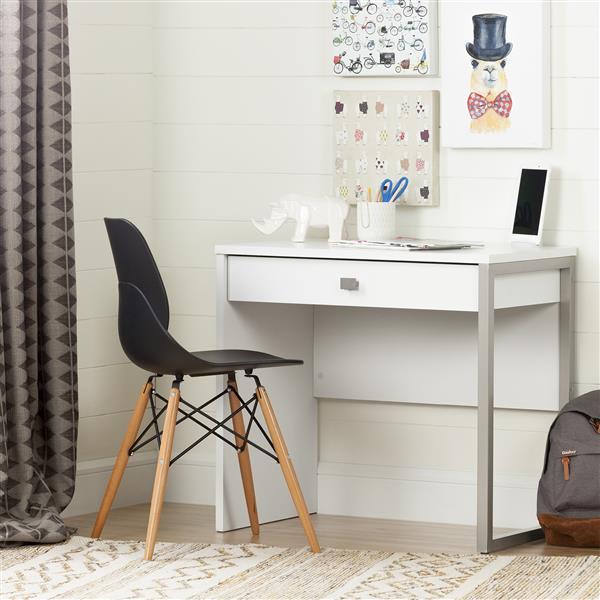 Bureau à 1 tiroir Interface