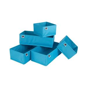 South Shore Furniture Storit Blue Drawer Organizers
