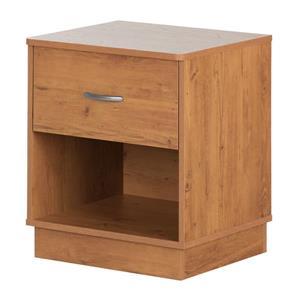 Table de nuit à 1 tiroir Logik