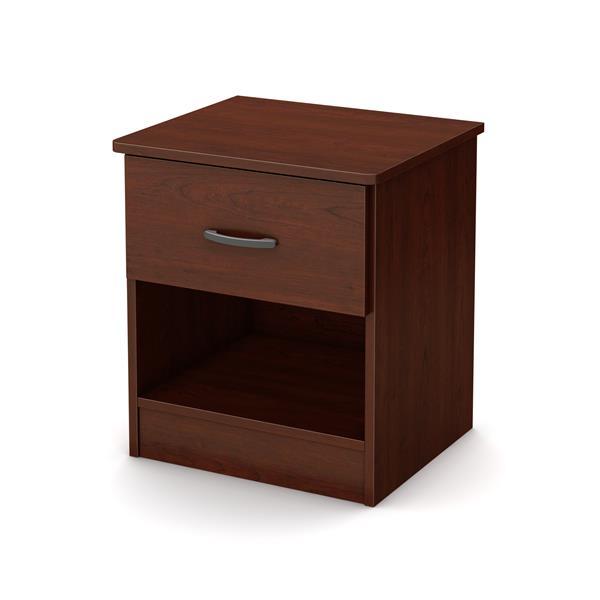 Table de nuit à 1 tiroir Libra