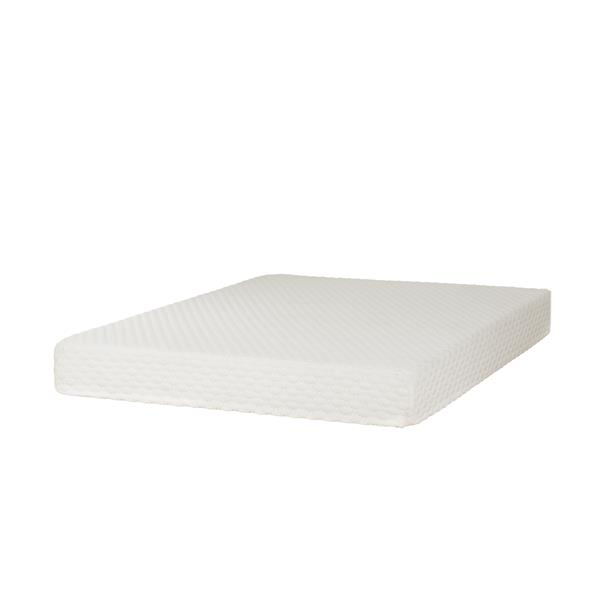 South Shore Furniture Somea Basic Memory Foam Mattress 8-in