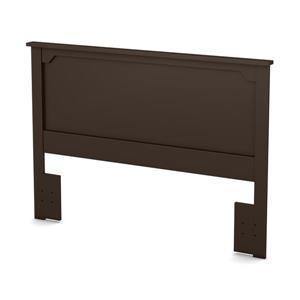 South Shore Furniture Fusion 46.00-In x 65.00-In  Full/Queen Chocolate Headboard