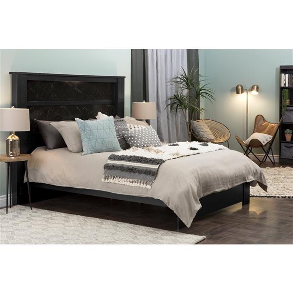 Tête de lit avec lumières intégrées Gloria