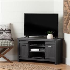 South Shore Furniture Exhibit Corner TV Stand