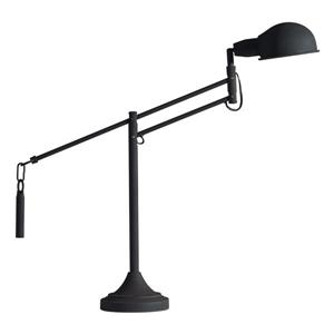 Zuo Modern Skip Table Lamp - 26-in x 30-in - Black