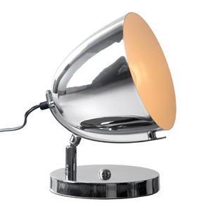 Lampe de Table Jog, Chrome, 11.8