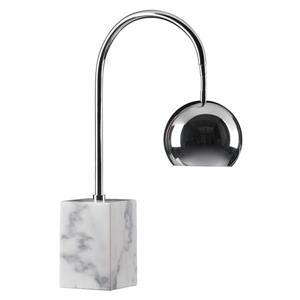Lampe de Table Run, Chrome, 26.4