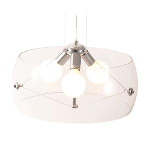 Zuo Modern Asteroids Pendant Light - 19.7-in x 125.9-in - Clear
