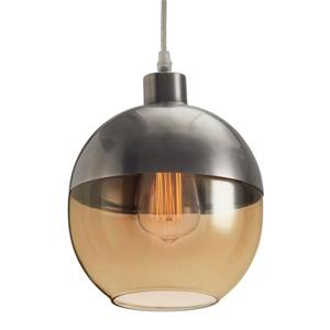 Zuo Modern Trente Pendant Light - 1-Light - 7.9-in x 130-in - Satin