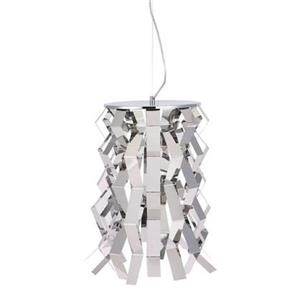 Zuo Modern Fission Pendant Light - 15-in x 138.5-in - Chrome