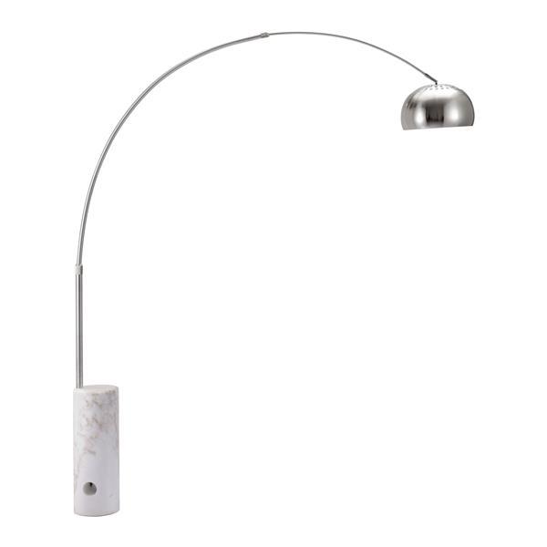 Lampe sur pied Trion, Chrome