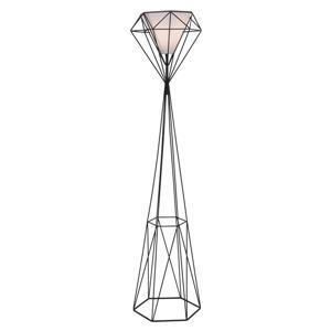 Zuo Modern Delancey Floor Lamp - 63-in - Matte Black