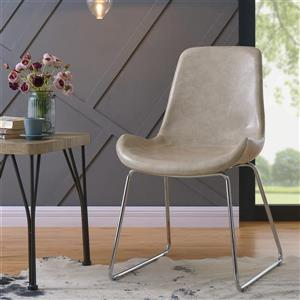 !nspire Accent Chair - Off-white