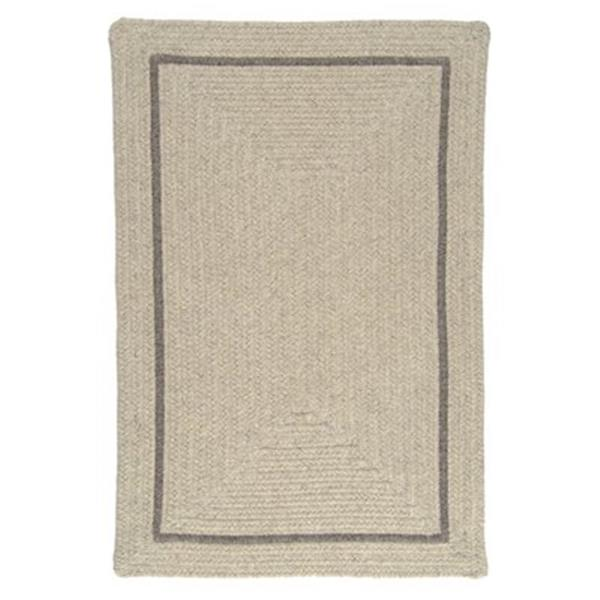 Colonial Mills Shear Natural 5-ft x 8-ft Cobblestone Area Rug