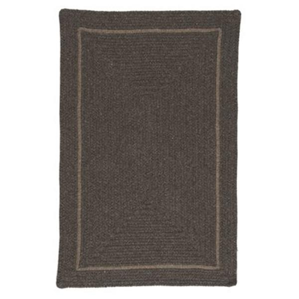 Colonial Mills Shear Natural 6-ft Square Rural Earth Area Rug
