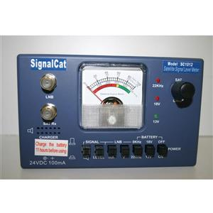 Digiwave Satellite Signal Level Meter